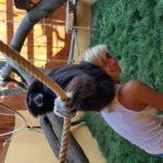 Jana Blažková - Exotika na ranči Bítovany